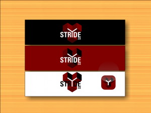 Logo design for Stryde